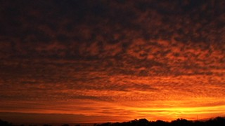 Burning Sky Sunset