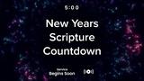 Burst Scripture Countdown