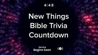Burst Trivia Countdown