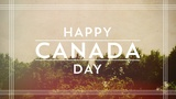 Canada Day Trees