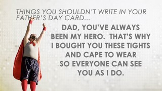Cards For Dad