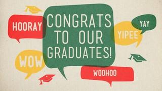 Cheer Congrats
