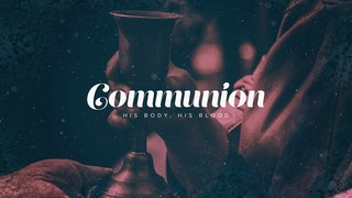 Christmas Cheer Communion