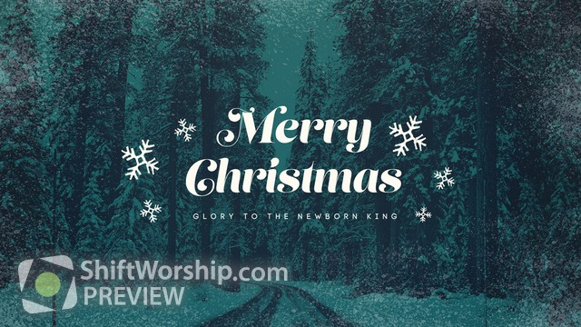Preview of Christmas Cheer Sermon Series