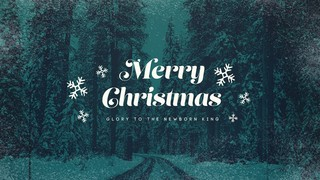 Christmas Cheer Sermon Series