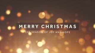 Christmas Elegance Merry