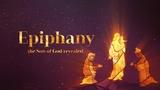 Christmas Glass Epiphany