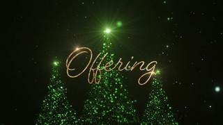 Christmas Glow Offering