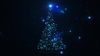 Christmas Glow Tree