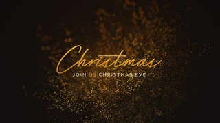 Christmas Gold Sermon Series