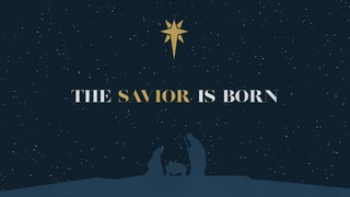 Christmas Grace Born