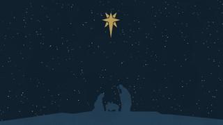 Christmas Grace Nativity
