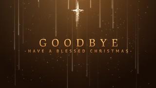 Christmas Starfall Exit