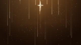 Christmas Starfall Star
