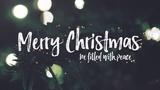 Christmas Textures Sermon Series (Sermon Titles)