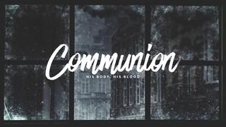 Christmas Windows Communion