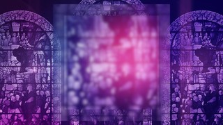 Church Light Triptych Alt