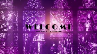 Church Light Welcome