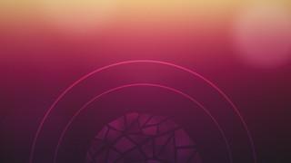 Circle Glass Rose