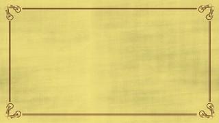Classic Border Yellow