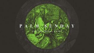 Classic Holy Week Palm Sunday