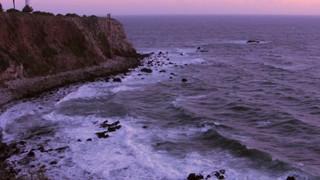 Cliff Ocean