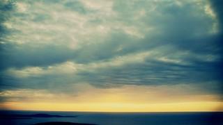 Cloud Lapse Sunrise