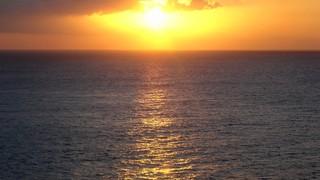 Cloud Ocean Sunset