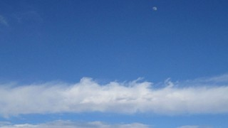 Clouds Y Moon