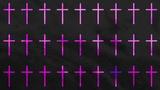 Color Frame Cross 4