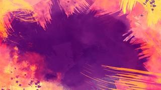 Color Splash Canvas 4