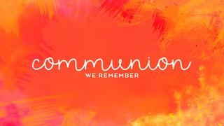 Color Splash Communion