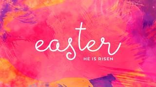 Color Splash Easter