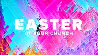 Color Strokes Sermon Title