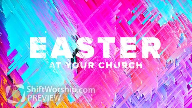 Preview of Color Strokes Sermon Title