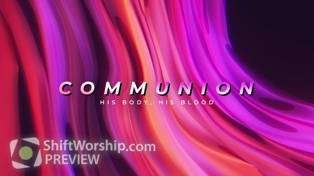 Preview of Color Waves Communion