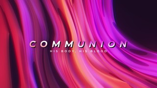 Color Waves Communion