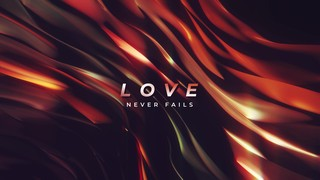 Color Waves Love Never Fails