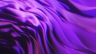 Color Waves Purple