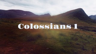 Colossians 1 - No Text