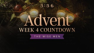 Cozy Advent Week 4 Countdown