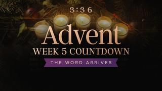 Cozy Advent Week 5 Countdown