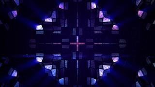 Cross Glass Sapphire