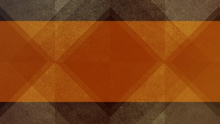 Dark Geometry Orange