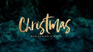 Dark Textures Christmas