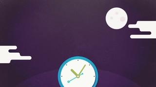 Daylight Savings Sleep Blank