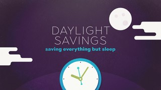 Daylight Savings Sleep