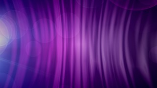 Digital Curtain Purple Curve