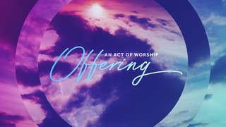 Discipleship Offering