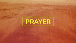 Dunes Prayer